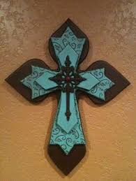 wooden crosses for crafts layered wood crosses with fleur de lis by funandfunkyjewels 29 99