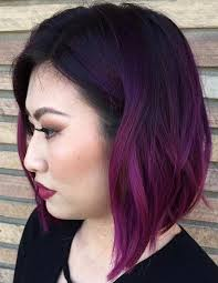 over forty hairstyles with ombre color the 25 best purple ombre ideas on pinterest ombre purple hair