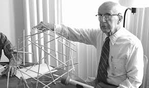 tensegrity structures buckminster fuller patented 1949 the