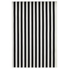 sofia fabric striped black 150 cm ikea home textile