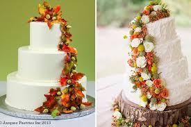 wedding cake harvest autumnal wedding cakes wedding ideas