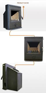 Modern Wood Burning Fireplace Inserts Hiflame Modern Design Cast Iron Wood Burning Fireplace Insert With