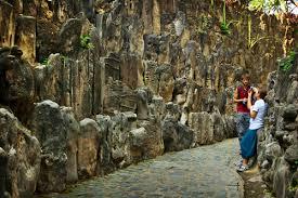 Rock Garden Of Chandigarh Czandrigrah Rock Garden Nek Chand Monisha Rajesh Pociąg 45