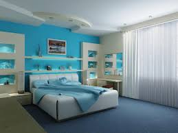 Bedroom Ideas Teal Walls Incredible Teal Wall Paint Ideas For Teal Bedroom 1024x768