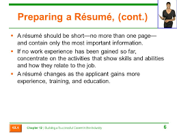 Should A Resume Be More Than One Page Best Should A Resume Be More Than One Page Contemporary Simple