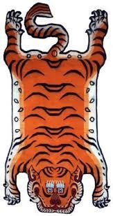 tiger rug ebay
