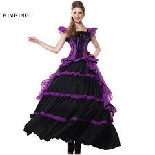 Victorian Halloween Costume Cheap Victorian Halloween Costume Aliexpress
