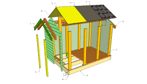 backyard playhouses plans home outdoor decoration