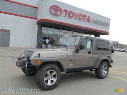 2005 jeep wrangler unlimited rubicon for sale 2005 jeep wrangler unlimited rubicon 4x4 in light khaki