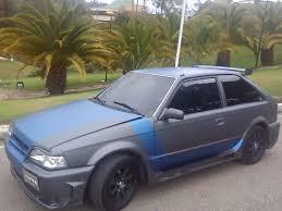 mazda 323 mazda 323 coupe modificado 16 000 000 en mercado libre