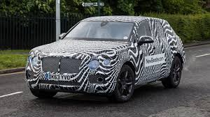 bentley suv 2018 exclusive bentley u0027s suv in the metal top gear