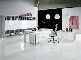 White Office Desk by Custom Home Office Furniture Office Workspace Licious Modern