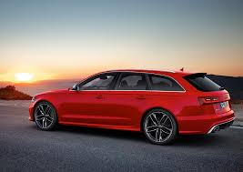 audi rs6 description of the model photo gallery modifications