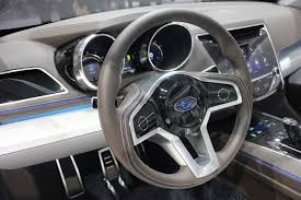 subaru legacy concept steering wheel indian autos blog