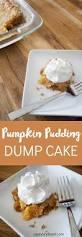Best Pumpkin Cake Mix by Pumpkin Pudding Dump Cake