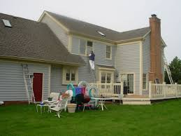 exterior painting contractor serving huntley il