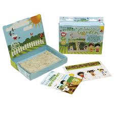 little gardeners indoor cress garden kit johnsons seeds vegetable