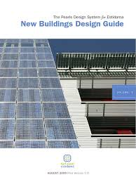 building design guide by pb sustainability air pollution