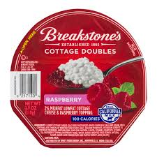 How Much Fiber In Cottage Cheese by Breakstone U0027s 100 Calorie Pineapple Cottage Doubles 3 9 Oz