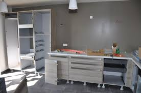 meuble cuisine a poser sur plan de travail notice montage cuisine mobalpa awesome beautiful prix pose cuisine