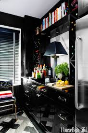 Black Lacquer Kitchen Cabinets - Black lacquer kitchen cabinets