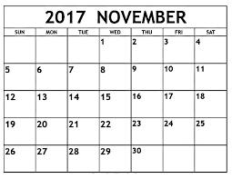 15 best november 2017 calendar images on pinterest november