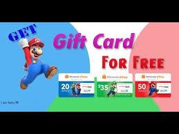 nintendo gift card nintendo eshop card codes free or free nintendo eshop codes and