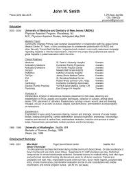 New Graduate Resume Examples by Resume Sample For New Graduate Resume For Your Job Application