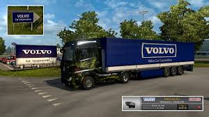volvo truck corporation goteborg sweden ets 2 mods by tamiel18 real european companies v 2 3