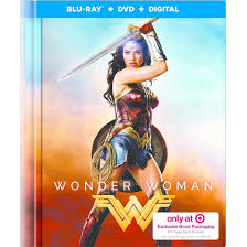 woman target exclusive digibook lenticular collectible