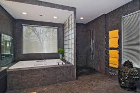 Cool Showers For Bathrooms Cool Shower Heads Bathroom Contemporary With Buddha Curbless