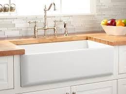 Deep Stainless Steel Kitchen Sink Kitchen Farmhouse Kitchen Sink And 34 Apron Sink Lowes Deep