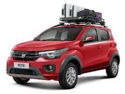 Fiat Mobi conta extensa lista de acessórios Mopar | Autos Segredos