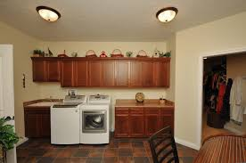 Lower Cabinets Laundry Rooms Harlow Builders Inc