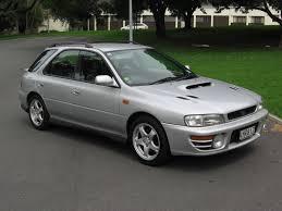 subaru impreza hatchback wrx 1996 subaru impreza wrx wagon