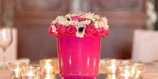 Wedding Flowers Hampshire Pink Wedding Flowers By Exclusively Weddings