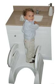 Step Stool For Kids Bathroom - amazon com the potty stool for toddler toilet training step