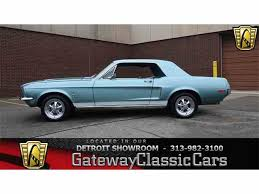 ford mustang convertible 1968 1968 ford mustang for sale on classiccars com 128 available