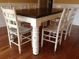 chunky farmhouse table legs ana white husky farmhouse table diy projects
