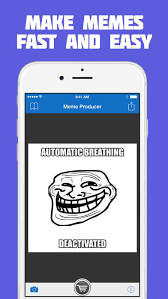 meme producer free meme maker generator app store revenue