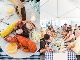 Cape Cod Clam Bake - pamet harbor club lobster bake wedding rebekah u0026 jared eileen