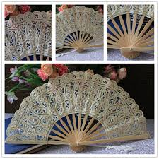 cheap wedding fans online get cheap wooden lace fan aliexpress alibaba