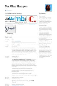 Sample Ceo Resumes by Ceo Resume Samples Visualcv Resume Samples Database