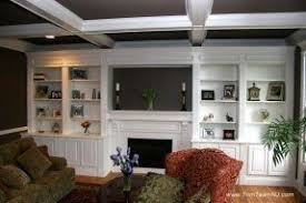 Built In Fireplace Gas by Electric Fireplace Wall Unit Foter