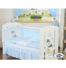 parure et tour de lit bebe bourriquet achat linge de lits disney