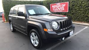 white jeep patriot 2016 jeep patriot for sale in fresno ca the car connection
