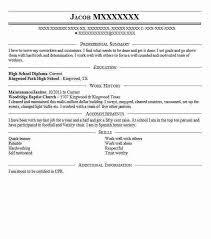 janitorial resume janitor resume sample resume companion simple