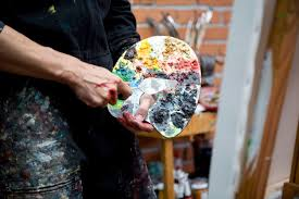 expand your palette and learn how to paint with a knife