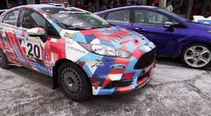 can the stock ford fiesta st keep up with a fiesta st rally car