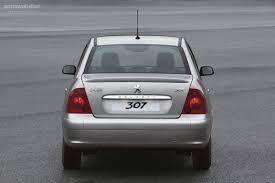 peugeot home peugeot 307 sedan specs 2006 2007 2008 autoevolution